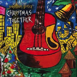 JONATHAN BUTLER - Christmas Together cover