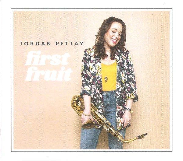JORDAN PETTAY - First Fruit cover