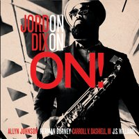 JORDON DIXON - On! cover