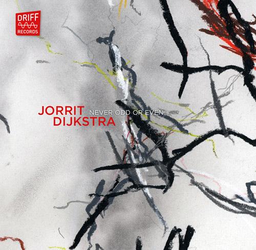 JORRIT DIJKSTRA - Never Odd or Even cover