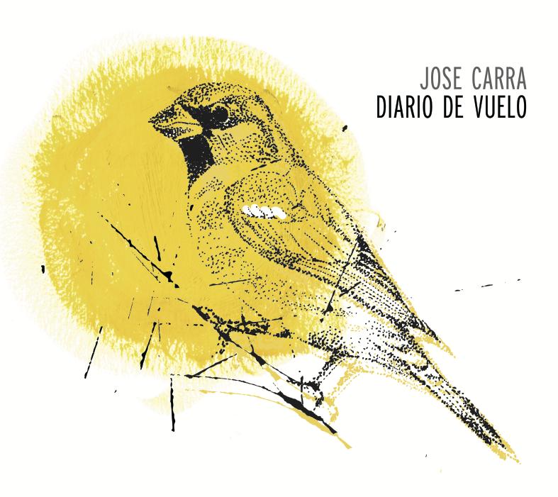 JOSE CARRA - Diario de Vuelo cover