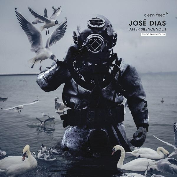 JOSÉ DIAS - After Silence Vol.1 cover