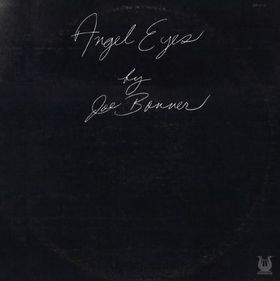 JOSEPH BONNER - Angel Eyes cover