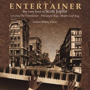 JOSHUA RIFKIN - The Entertainer: The Very Best Of Scott Joplin cover