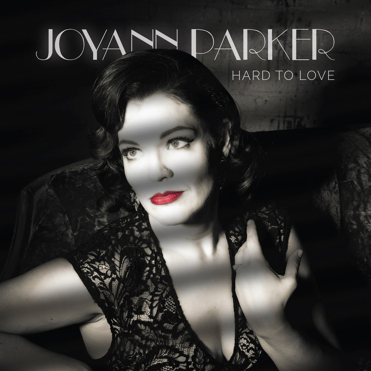 JOYANN PARKER - Hard To Love cover