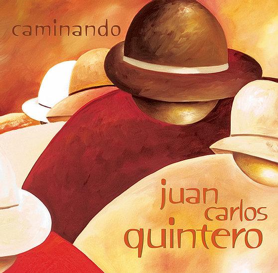 JUAN CARLOS QUINTERO - Caminando cover