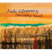 JUDI SILVANO - Judi Silvano & The Zephyr Band : Lessons Learned cover