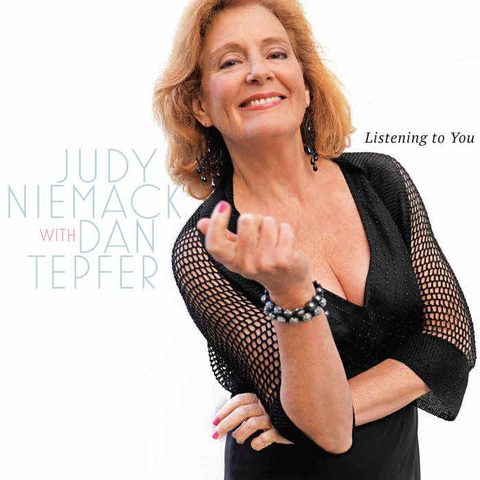 JUDY NIEMACK - Listening To You cover