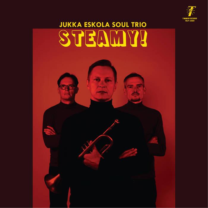 JUKKA ESKOLA - Steamy! cover