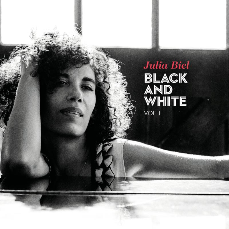 JULIA BIEL - Black and White, Volume 1 cover