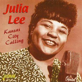 JULIA LEE - Kansas City Calling cover