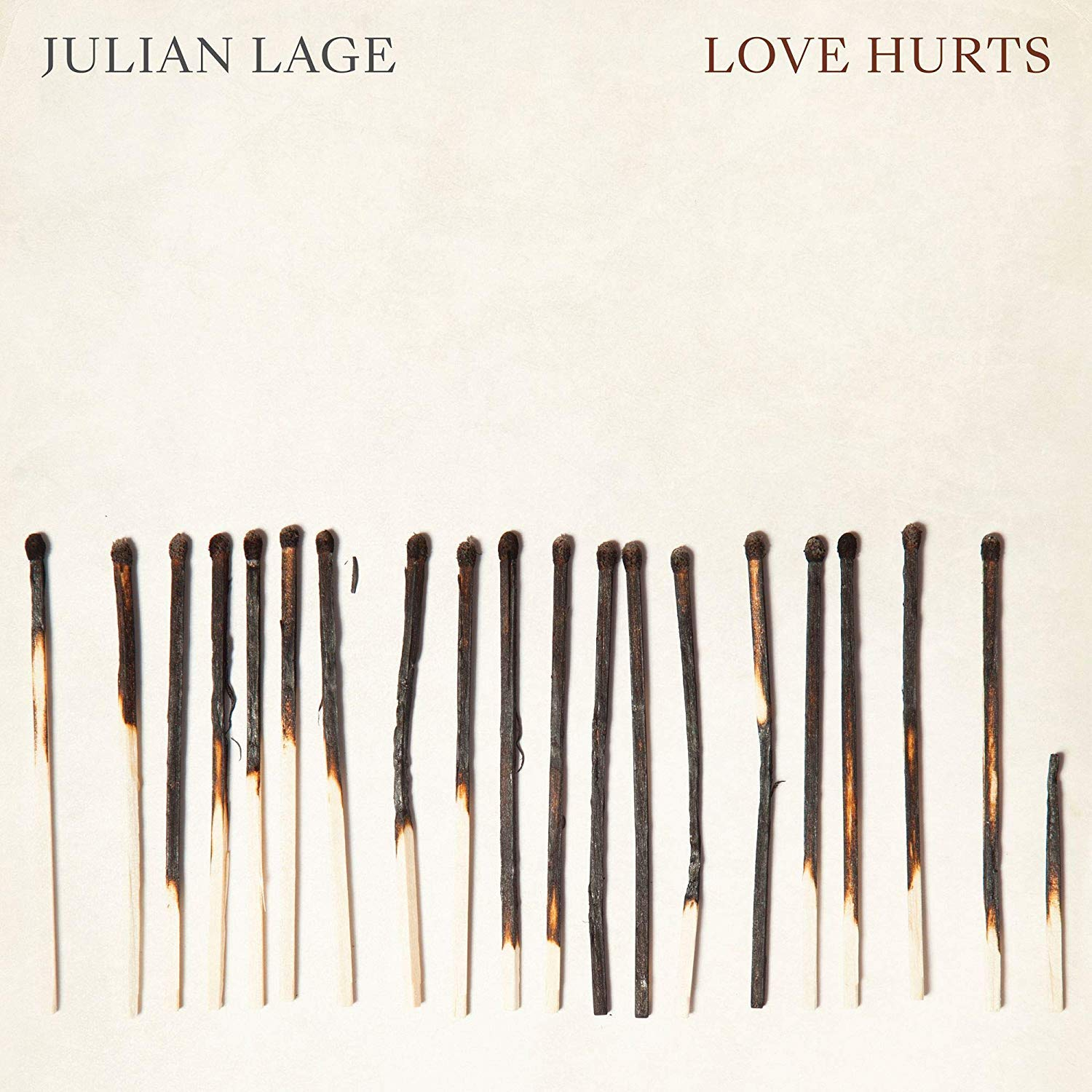 JULIAN LAGE - Love Hurts cover