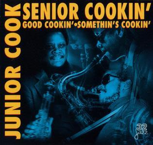 JUNIOR COOK - Senior Cookin' cover