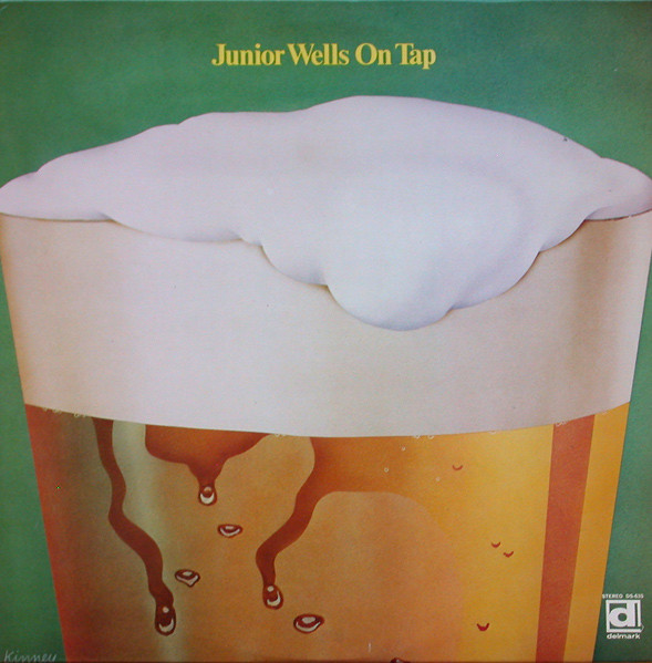 JUNIOR WELLS - On Tap cover