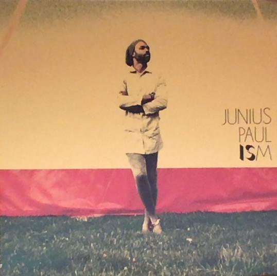 JUNIUS PAUL - Ism cover