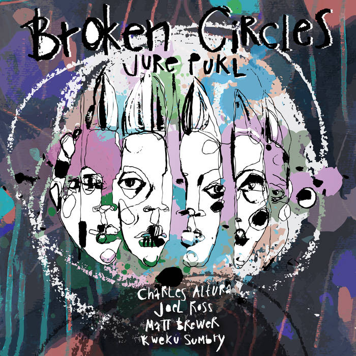 JURE PUKL - Broken Circles cover