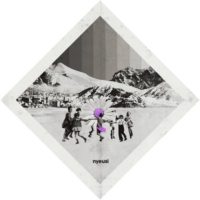 JUSTIN BROWN - Nyeusi cover