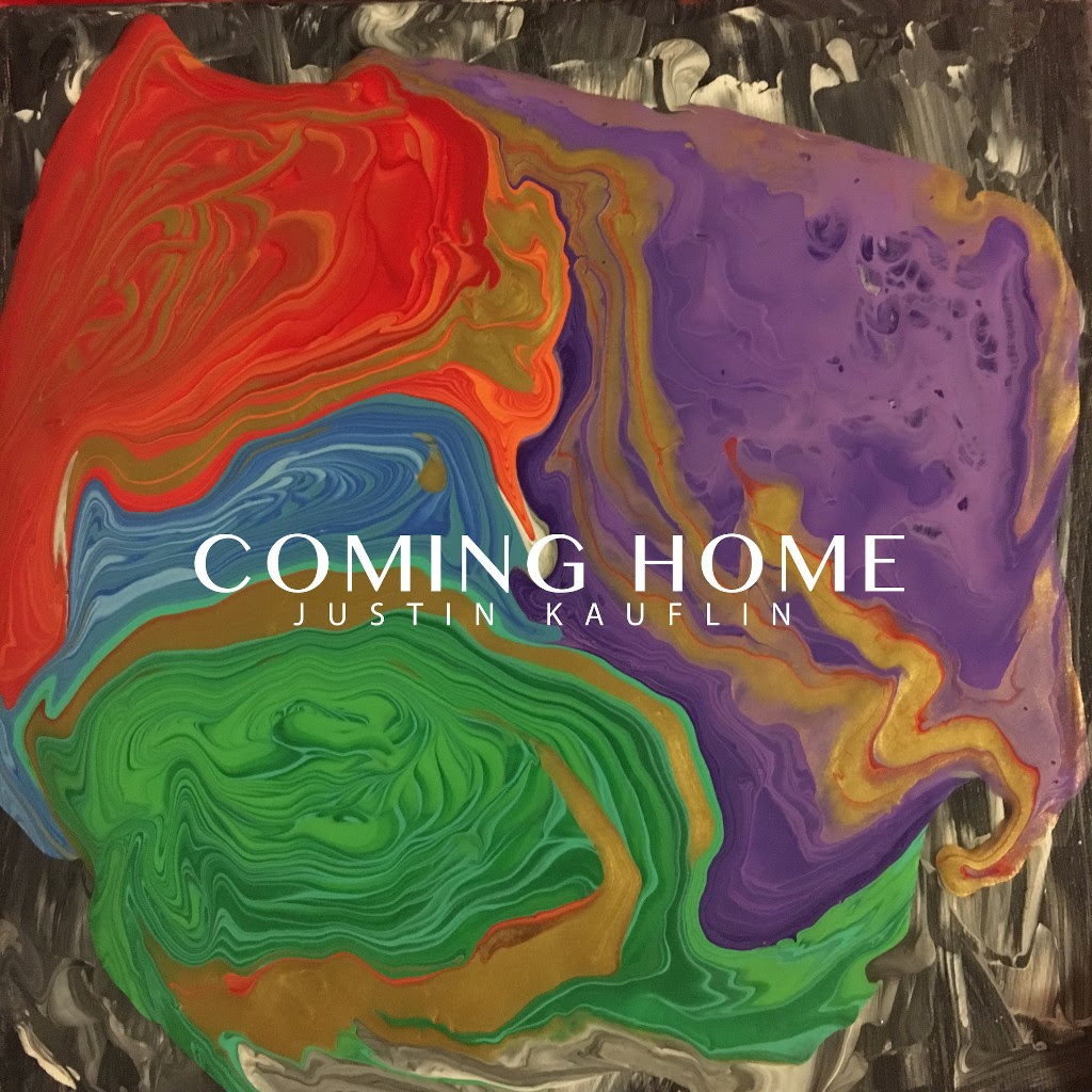 JUSTIN KAUFLIN - Coming Home cover