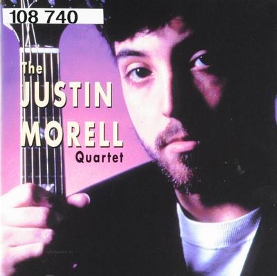 JUSTIN MORELL - The Justin Morell Quartet cover