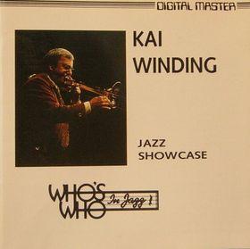 KAI WINDING - Jazz Showcase cover