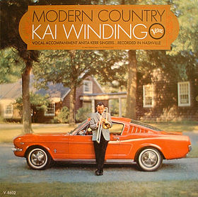 KAI WINDING - Modern Country cover