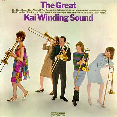 KAI WINDING - The Great Kai Winding Sound cover