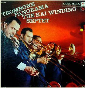 KAI WINDING - Trombone Panorama cover