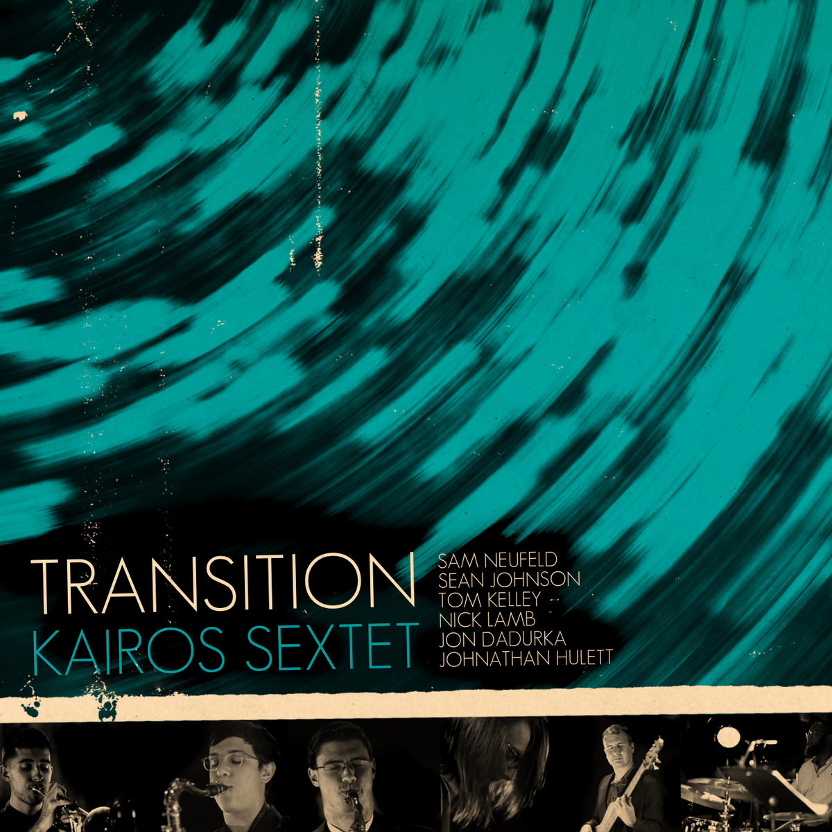 KAIROS SEXTET - Transition cover