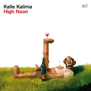 KALLE KALIMA - High Noon cover