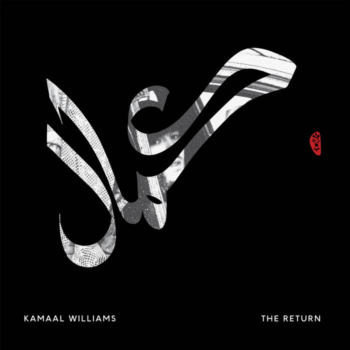 KAMAAL WILLIAMS - The Return cover