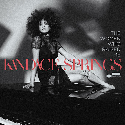 KANDACE SPRINGS - The Women Who Raised Me cover