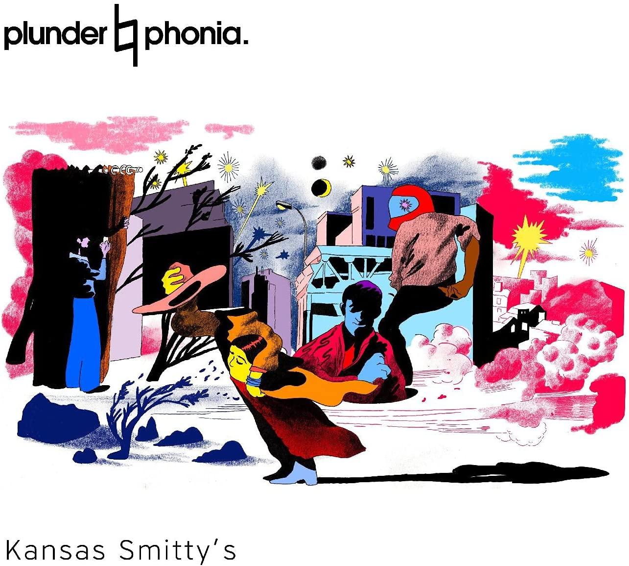 KANSAS SMITTYS - Plunderphonia cover