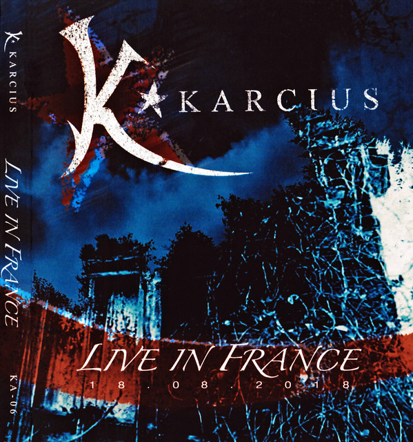 KARCIUS - Live In France cover
