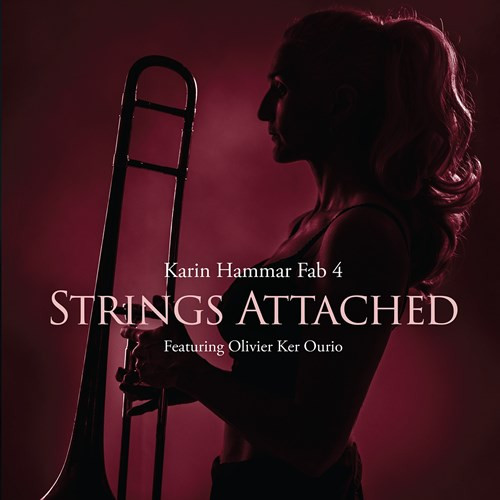 KARIN HAMMAR - Karin Hammar Fab 4 : Strings Attached cover