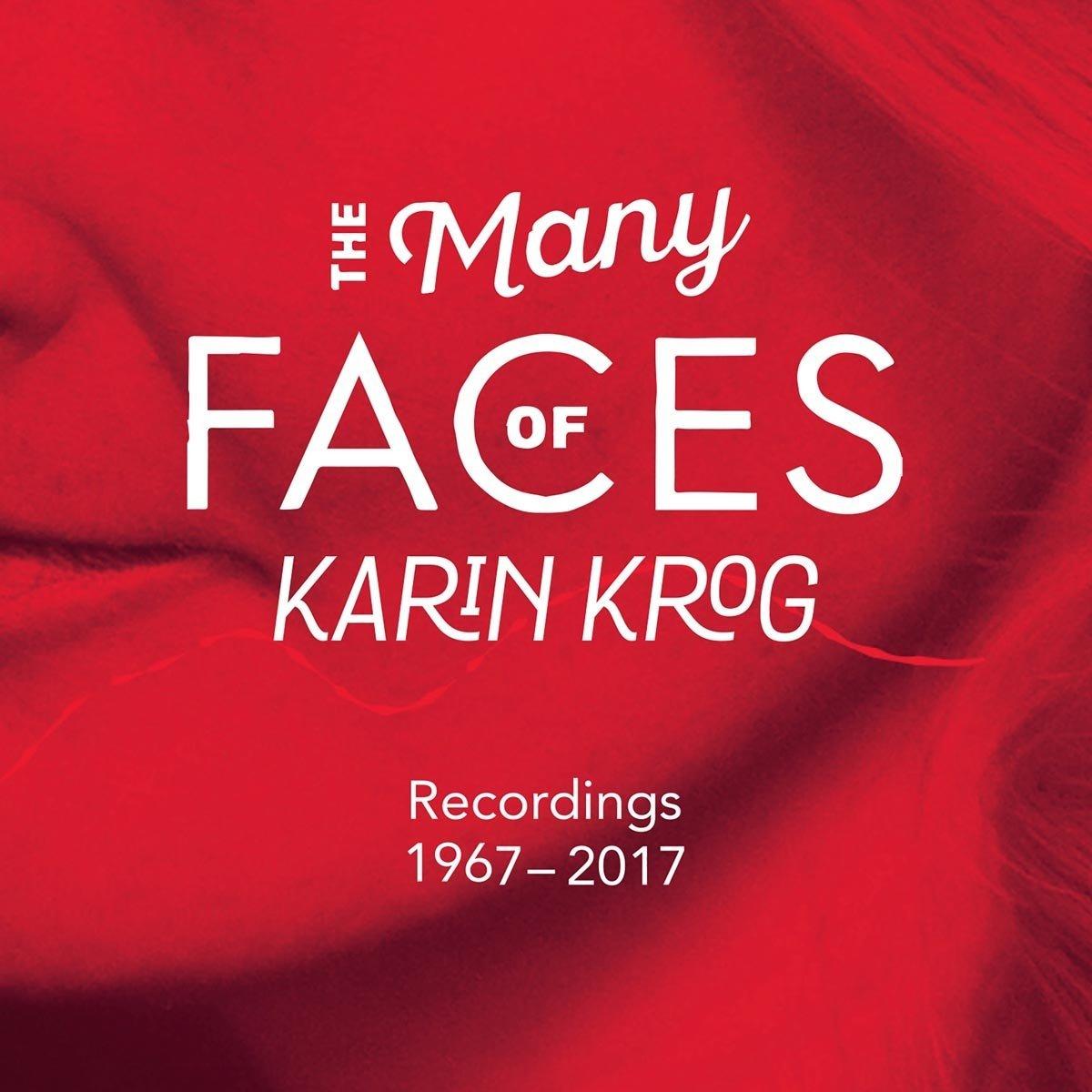 KARIN KROG - The Many Faces Of Karin Krog (1967-2017) cover