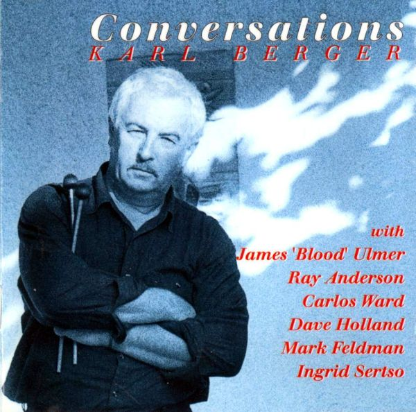 KARL BERGER - Conversations cover