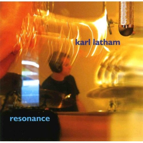 KARL LATHAM - Resonance cover