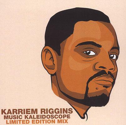 KARRIEM RIGGINS - Music Kaleidoscope cover