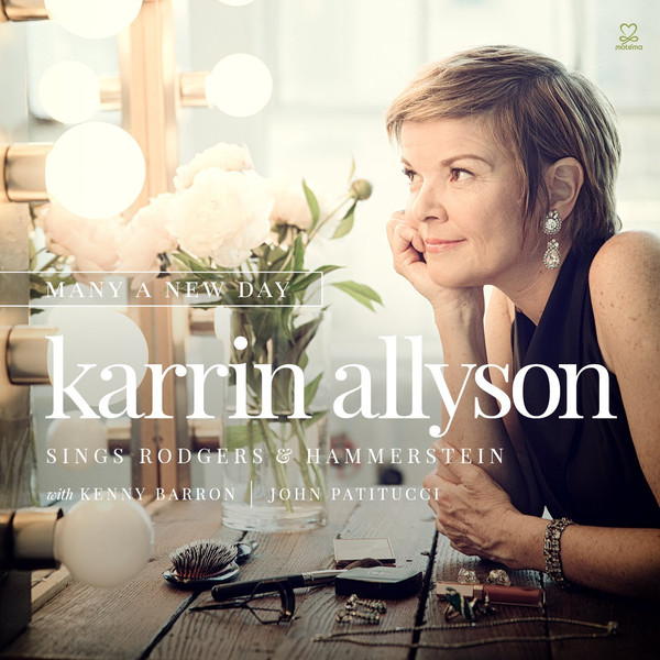 KARRIN ALLYSON - Many A New Day (Karrin Allyson Sings Rodgers & Hammerstein) cover