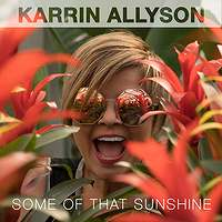 KARRIN ALLYSON - Some of That Sunshine cover