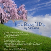 KAT PARRA - It's a Beautiful Day cover