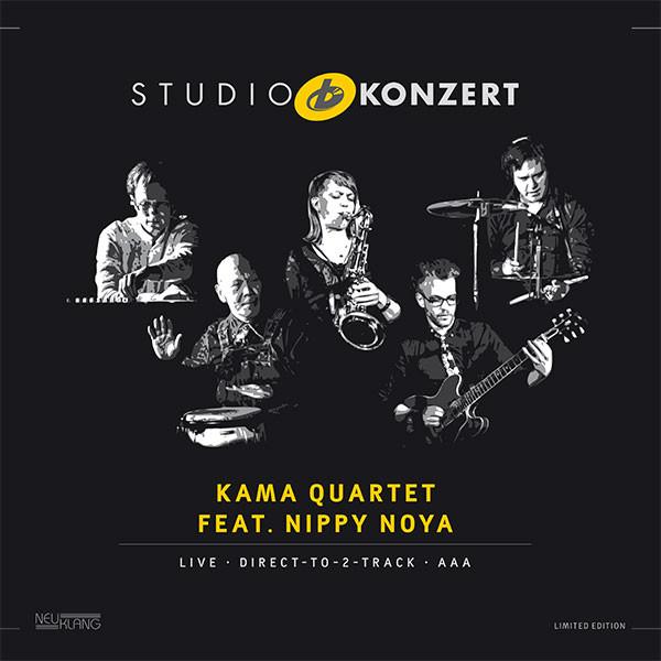 KATHARINA MASCHMEYER - Studio Konzert  (2017) cover