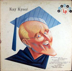 KAY KYSER - Kay Kyser cover