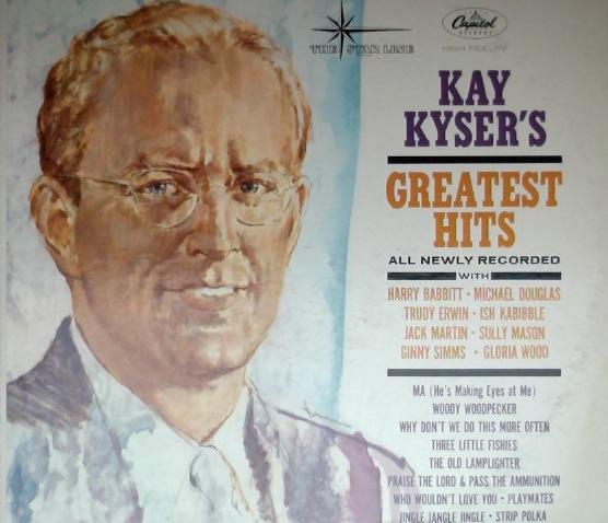 KAY KYSER - Kay Kyser's Greatest Hits cover