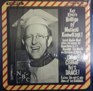 KAY KYSER - Kay Kyser's Kollege Of Musical Knowledge cover