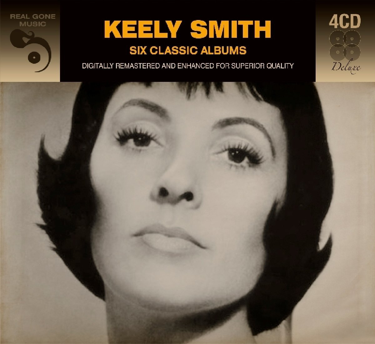 KEELY SMITH - 6 Classic Albums cover