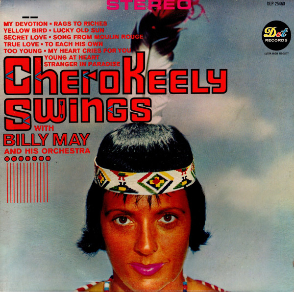 KEELY SMITH - Cherokeely Swings cover