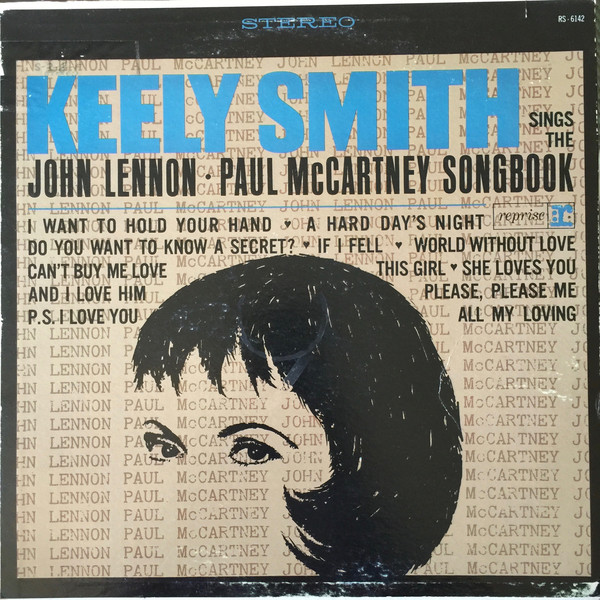 KEELY SMITH - Sings The John Lennon - Paul McCartney Songbook cover