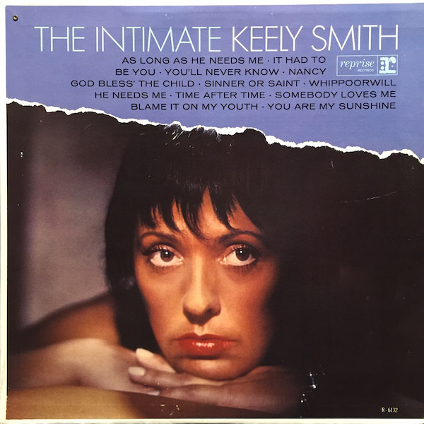KEELY SMITH - The Intimate Keely Smith cover