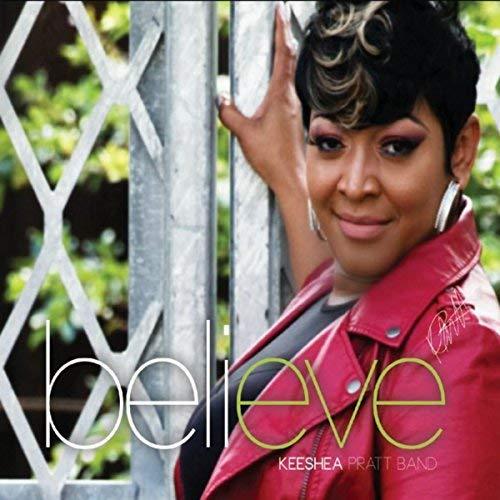 KEESHEA PRATT - Believe cover